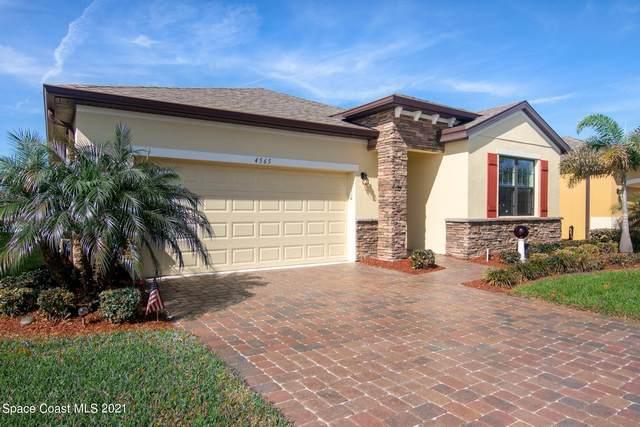 4565 Caladium Circle, West Melbourne, FL 32904 (MLS #898780) :: Premium Properties Real Estate Services