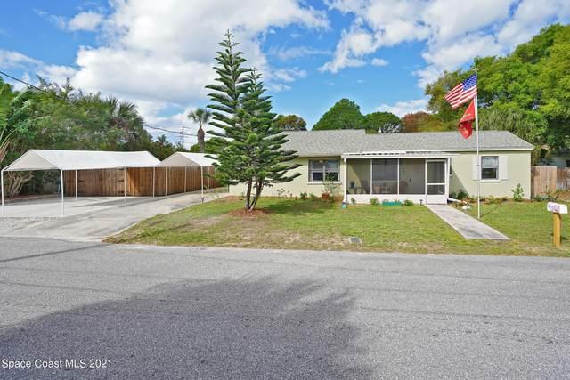 1255 Robin Drive, Merritt Island, FL 32952 (MLS #898787) :: Premium Properties Real Estate Services