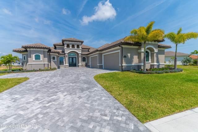 8490 Serrano Circle, Melbourne, FL 32940 (MLS #898794) :: Premium Properties Real Estate Services