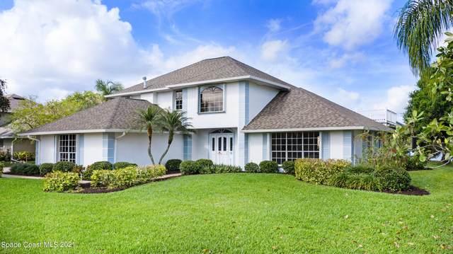 650 Rossmoor Circle, Melbourne, FL 32940 (MLS #898797) :: Premium Properties Real Estate Services