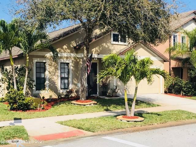 2712 Glenridge Circle, Merritt Island, FL 32953 (MLS #898897) :: Premium Properties Real Estate Services
