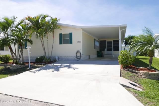 7550 Cedar Bark Road, Micco, FL 32976 (MLS #898908) :: Premium Properties Real Estate Services