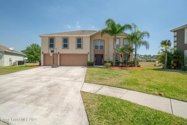 1501 Las Palmos Drive SW, Palm Bay, FL 32908 (MLS #898980) :: Premium Properties Real Estate Services
