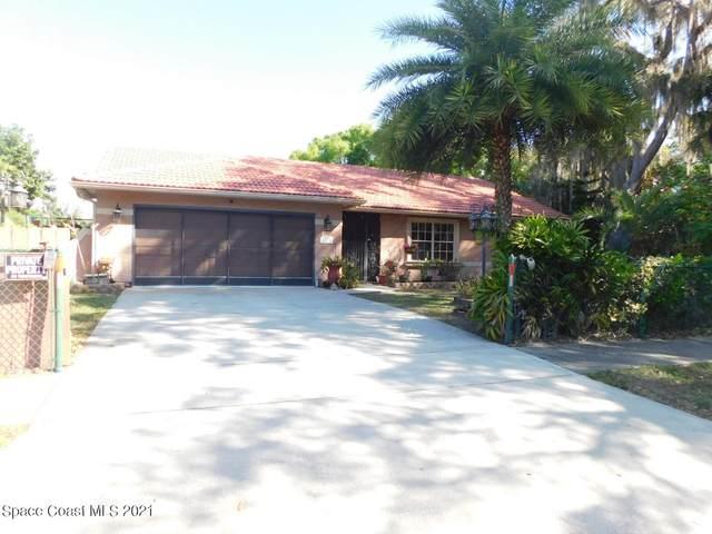 1271 Meadowbrook Road NE, Palm Bay, FL 32905 (MLS #898999) :: Premium Properties Real Estate Services