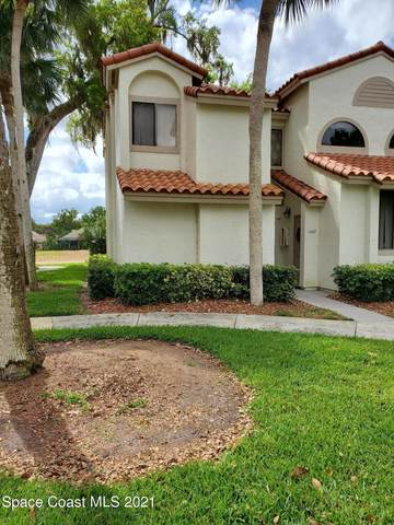1059 Country Club Drive #611, Titusville, FL 32780 (MLS #899055) :: Engel & Voelkers Melbourne Central