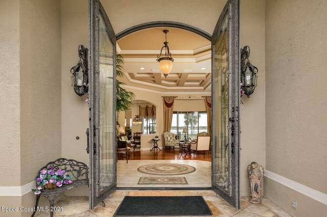 3193 Bellwind Circle, Rockledge, FL 32955 (MLS #899069) :: Blue Marlin Real Estate