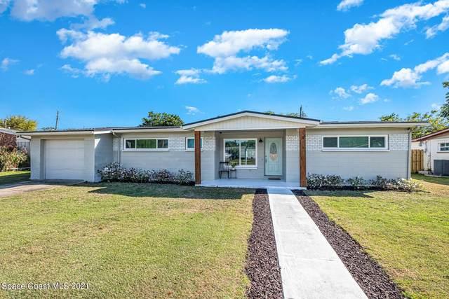 185 Becora Avenue, Merritt Island, FL 32953 (MLS #899100) :: Engel & Voelkers Melbourne Central