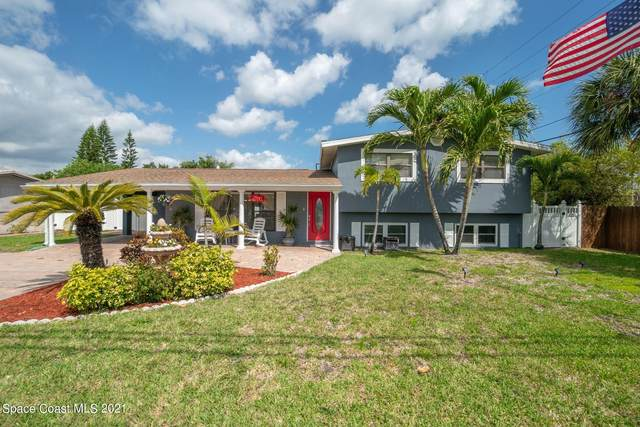 1046 Pinetree Drive, Indian Harbour Beach, FL 32937 (MLS #899133) :: Premium Properties Real Estate Services