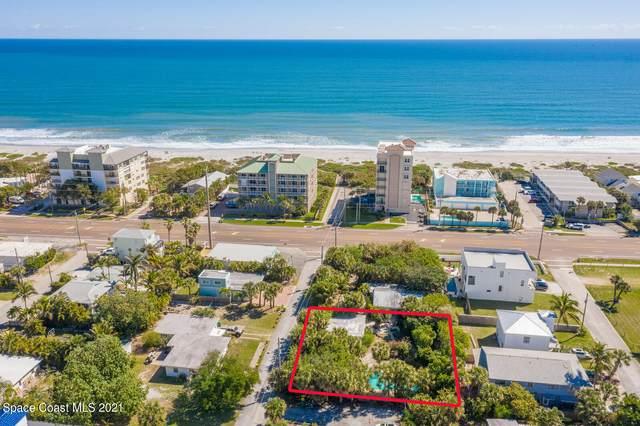 119 Sunny Lane, Cocoa Beach, FL 32931 (MLS #899158) :: Blue Marlin Real Estate