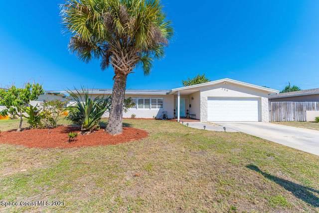 245 Orange Street, Satellite Beach, FL 32937 (MLS #899273) :: Premium Properties Real Estate Services