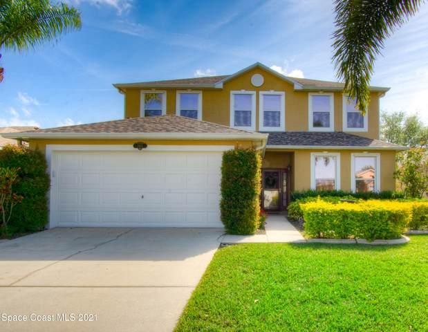 1811 Brookshire Circle, West Melbourne, FL 32904 (MLS #899372) :: Premium Properties Real Estate Services