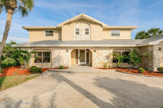 2235 Sea Horse Drive, Melbourne Beach, FL 32951 (MLS #899470) :: Premium Properties Real Estate Services