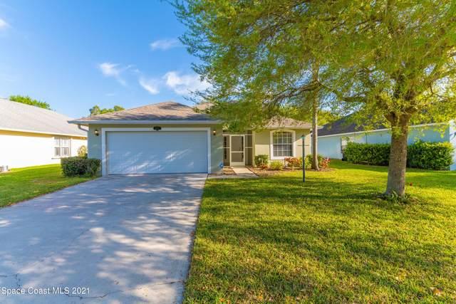 856 Tavernier Circle NE, Palm Bay, FL 32905 (MLS #899481) :: Premium Properties Real Estate Services