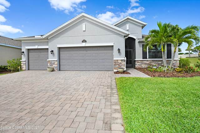 7913 Creshire Court, Melbourne, FL 32940 (MLS #899494) :: Engel & Voelkers Melbourne Central