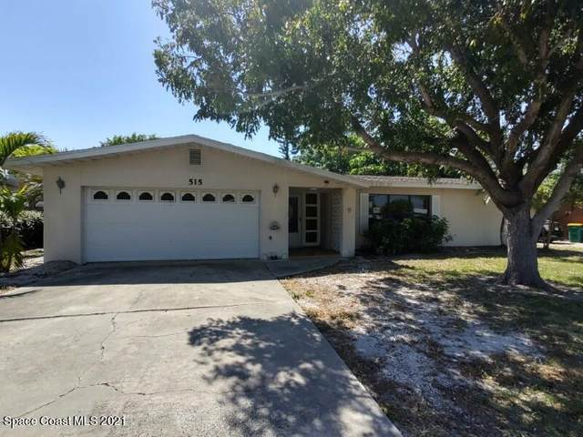 515 Newfound Harbor Drive, Merritt Island, FL 32952 (MLS #899496) :: Premium Properties Real Estate Services