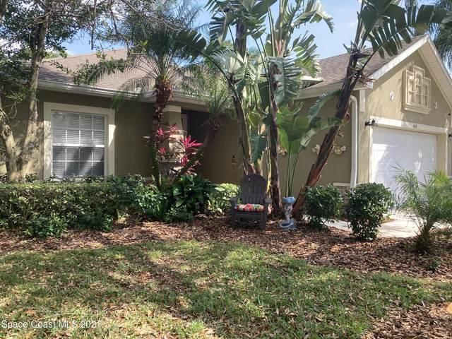 441 Waterside Circle, Titusville, FL 32780 (MLS #899532) :: Blue Marlin Real Estate