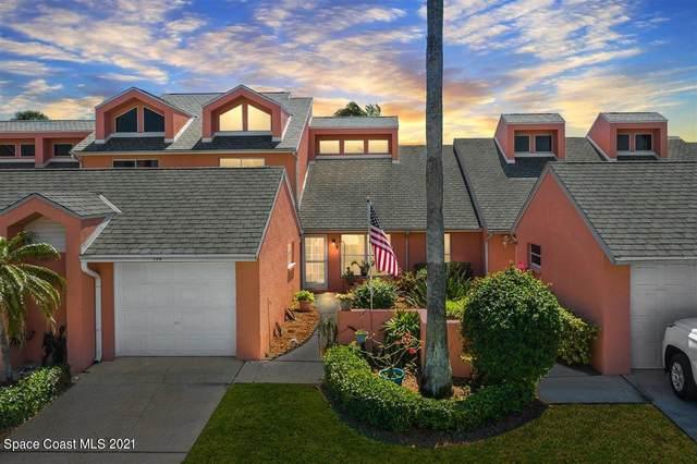179 Casseekee Trail, Melbourne Beach, FL 32951 (MLS #899574) :: Premium Properties Real Estate Services