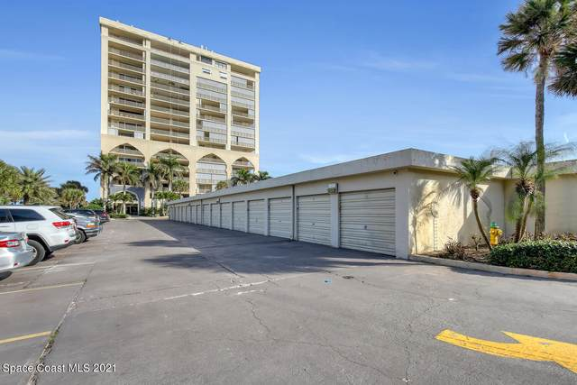 750 N Atlantic Avenue #301, Cocoa Beach, FL 32931 (MLS #899583) :: Blue Marlin Real Estate