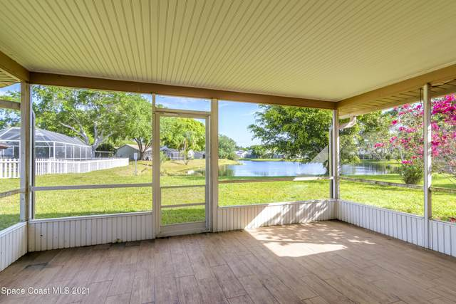2570 Red Maple Place, Melbourne, FL 32935 (MLS #899630) :: Blue Marlin Real Estate