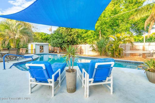 125 Vanguard Circle, Cocoa, FL 32926 (MLS #899855) :: Engel & Voelkers Melbourne Central