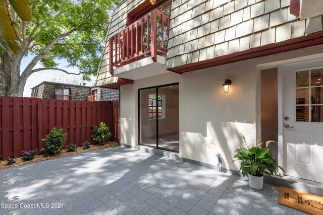 44 Piney Branch Way C, Melbourne, FL 32904 (MLS #899951) :: Engel & Voelkers Melbourne Central