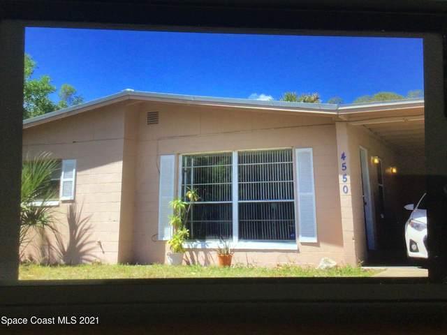 4550 Darden Avenue, Titusville, FL 32780 (MLS #899988) :: Premium Properties Real Estate Services