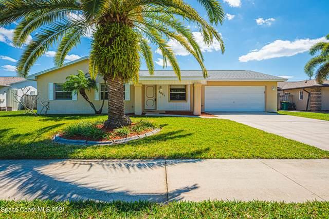 2021 Tallpine Road, Melbourne, FL 32935 (MLS #900009) :: Premium Properties Real Estate Services