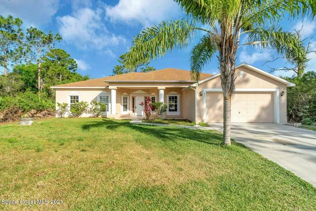 431 Barber Street SE, Palm Bay, FL 32909 (MLS #900036) :: Premium Properties Real Estate Services