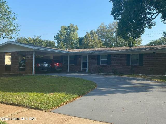 1707 N Eden Circle, Titusville, FL 32796 (MLS #900039) :: Premium Properties Real Estate Services