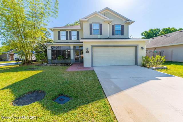 6124 Serene Place, Melbourne, FL 32904 (MLS #900093) :: Premium Properties Real Estate Services