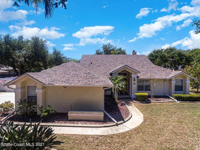 1135 Old Parsonage Drive, Merritt Island, FL 32952 (MLS #900178) :: Premium Properties Real Estate Services