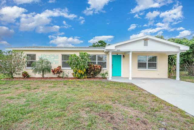 2423 Andrews Avenue, Melbourne, FL 32935 (MLS #900188) :: Premium Properties Real Estate Services