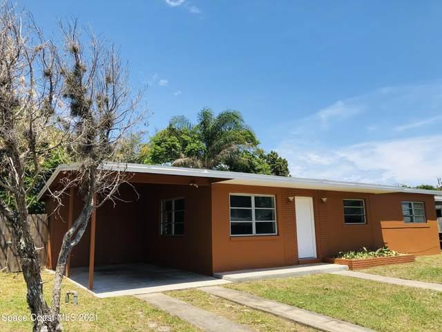 2957 Garden Terrace NE, Palm Bay, FL 32905 (MLS #900219) :: Premium Properties Real Estate Services