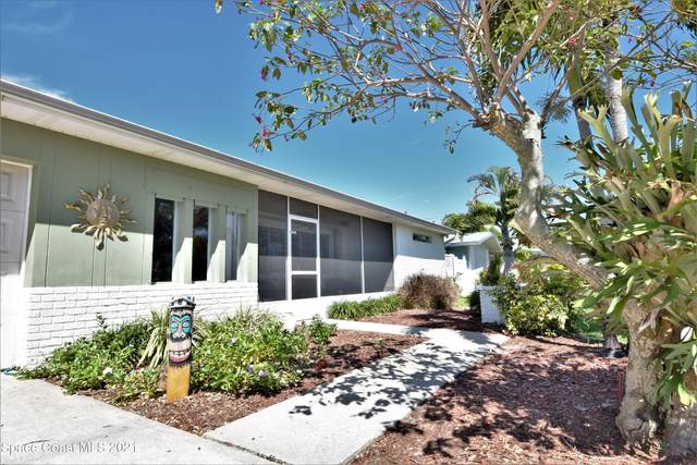 154 June Drive, Cocoa Beach, FL 32931 (MLS #900280) :: Blue Marlin Real Estate