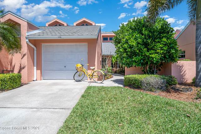 170 Casseekee Trl, Melbourne Beach, FL 32951 (MLS #900298) :: Premium Properties Real Estate Services