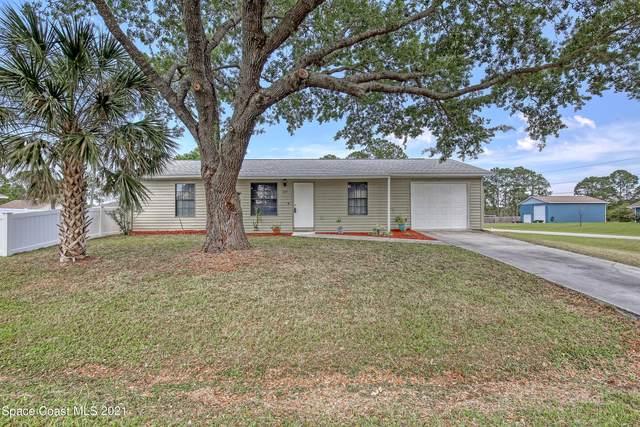 597 Winer Avenue SW, Palm Bay, FL 32908 (MLS #900338) :: Engel & Voelkers Melbourne Central
