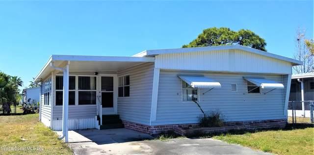 1812 Seagrape Street NE, Palm Bay, FL 32905 (MLS #900365) :: Engel & Voelkers Melbourne Central
