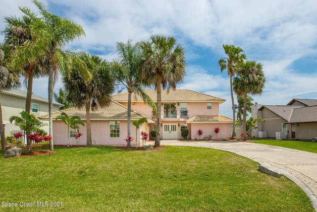 643 Loggerhead Island Drive, Satellite Beach, FL 32937 (MLS #900428) :: Premium Properties Real Estate Services