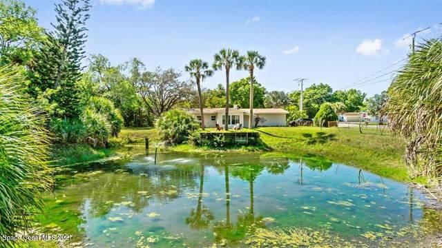 380 Dorset Drive, Melbourne, FL 32904 (MLS #900435) :: Blue Marlin Real Estate