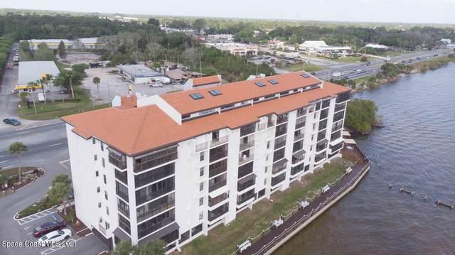 4747 S Washington Avenue #134, Titusville, FL 32780 (MLS #900506) :: Keller Williams Realty Brevard