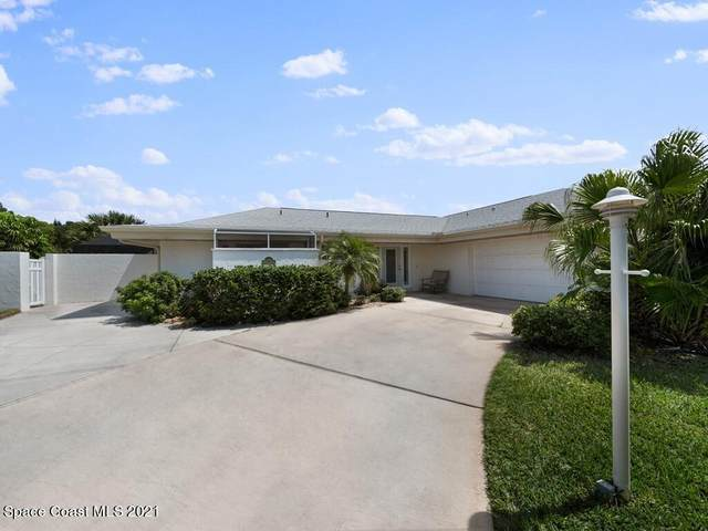 707 S Palm Avenue, Indialantic, FL 32903 (MLS #900550) :: Engel & Voelkers Melbourne Central