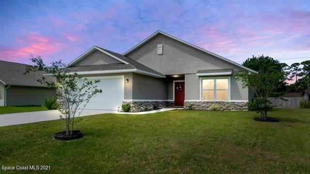 575 Americana Boulevard NW, Palm Bay, FL 32907 (MLS #900616) :: Premium Properties Real Estate Services