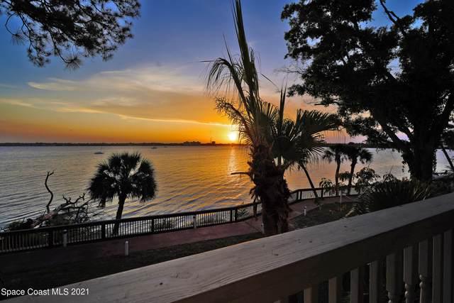 225 S Tropical Trail #708, Merritt Island, FL 32952 (MLS #900624) :: Blue Marlin Real Estate