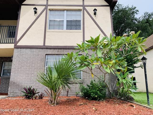 3005 Sir Hamilton Circle #14, Titusville, FL 32780 (MLS #900731) :: Premium Properties Real Estate Services