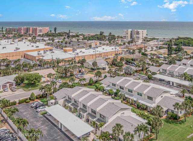 184 Palmetto Avenue 33-5, Indialantic, FL 32903 (MLS #900737) :: Engel & Voelkers Melbourne Central