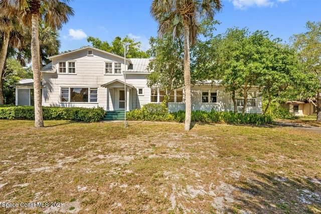 1133 N Indian River Drive, Cocoa, FL 32922 (MLS #900749) :: Blue Marlin Real Estate