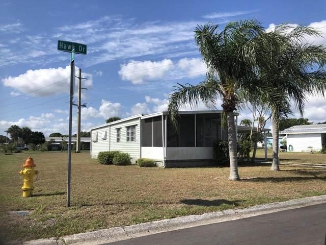 401 Hawk Drive, Sebastian, FL 32976 (MLS #900801) :: Blue Marlin Real Estate