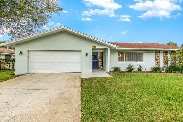445 Saint Johns Drive, Satellite Beach, FL 32937 (MLS #900829) :: Premium Properties Real Estate Services