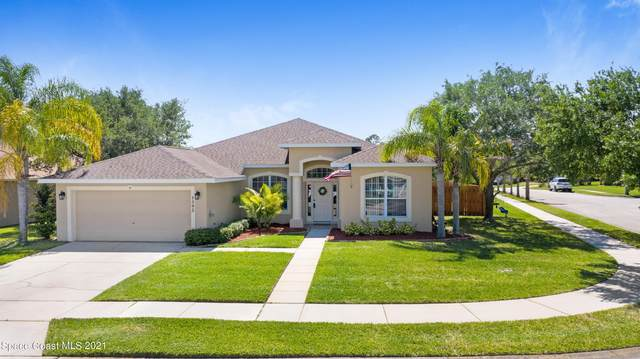 1595 Sun Gazer Drive, Rockledge, FL 32955 (MLS #900848) :: Blue Marlin Real Estate