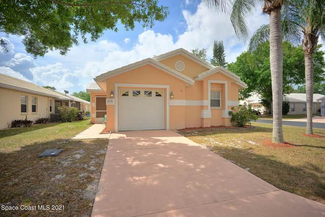 1196 Goldenrod Circle NE, Palm Bay, FL 32905 (MLS #900930) :: Premium Properties Real Estate Services